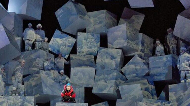 Quand l'opéra se conjugue au numérique